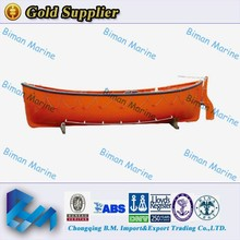 Marine Rescue Equipment ABS Aprroved 7.5M FRP Open Lifeboat Price