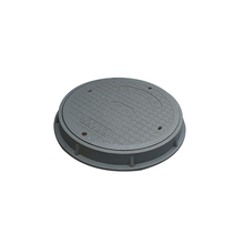 polymer recessed type electrical manhole cover