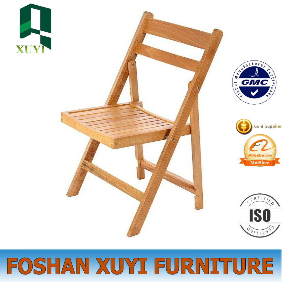 South African Wholesale High Quality Solid Wood Folding Chairs