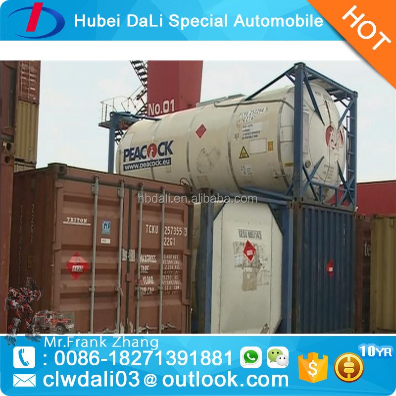 heating and insulation stainless steel ammonia container
