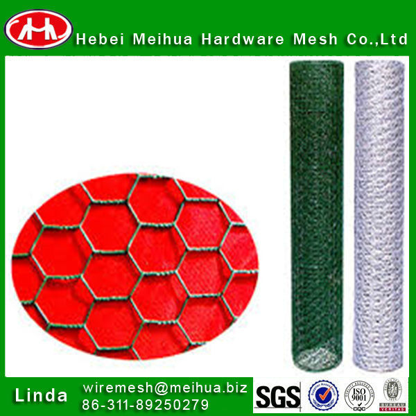 High Quality hexagonal retaining wall wire netting(factory price)