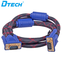 high quality vga to tv cable male to male 1.8m
