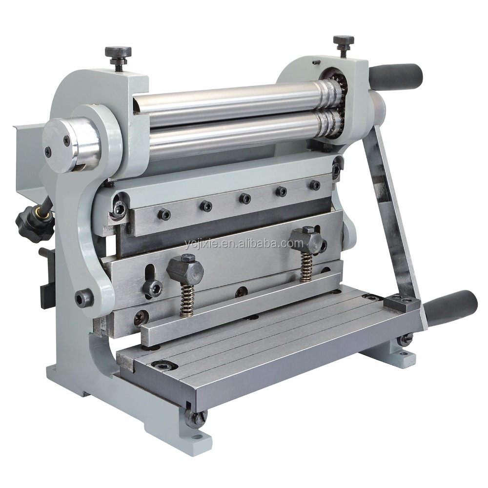 3-in-1 combination shear brake and roll <strong>machine</strong>