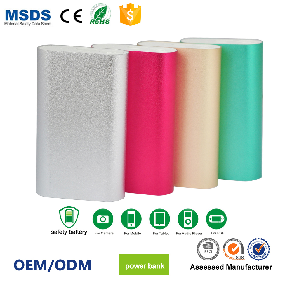 20800mah power bank, Dual USB Portable Powerbank for Iphone Samsung laptop
