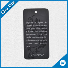 China Manufactory Custom Paper Hang Tags Wholesale
