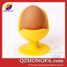 Cute design Silicone Egg Chair/Cup