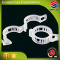 Hot Sale Good Quality Reuse White Plastic Tomato Clips For Agricultural