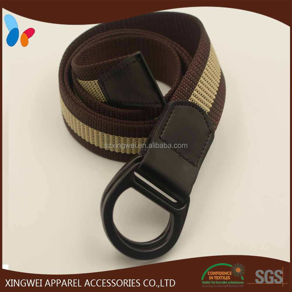 Belt with mix color tape for women collection