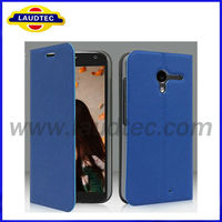 2013 High quality cheap hot sale New mat-pattern leather case with stand for Motorola X Phone,Cover for Motorola X Phone