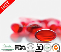 GMP Factory Supply OEM Service Krill Oil Softgels 500mg 1000mg 1200mg