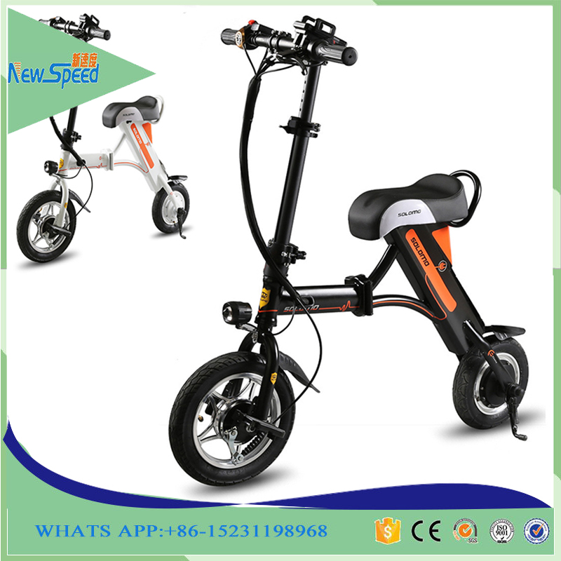 NewSpeed Battery Operated Bicycle Singapore