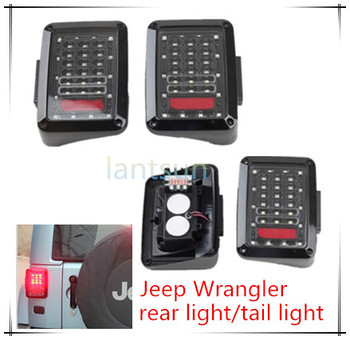 jeep wrangler accessories LED Tail Light Tail Lamp For jeep wrangler one year warranty
