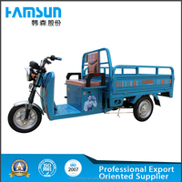 three wheelers battery operated cargo electric tricycle china for adults on sale