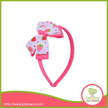 Strawberry Trendy Hair bands for Children