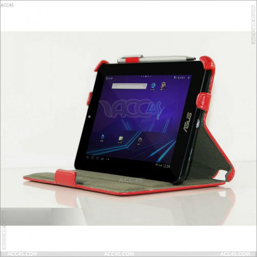 "PU Leather Stand Cover Case for Asus FonePad HD 7 ME372CG 7"" Tablet Phone P-ASUSPADFONE7CASE004"