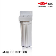 China Supplier 10 Inch 1 Stage Water Filter For Home Water Treatment System