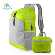 Folding Backpack Waterproof climbing hiking light weight backpack bag