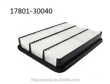 Auto Parts Air Filter 17801-30040