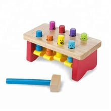Kids Toys 2018 Baby Hammer Toy,Toddlers Educational Puzzle Wooden Hammer Toy