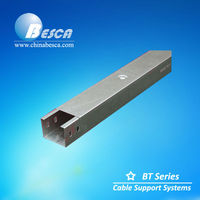 Galvanized Cable Trunking (UL, SGS, CE)