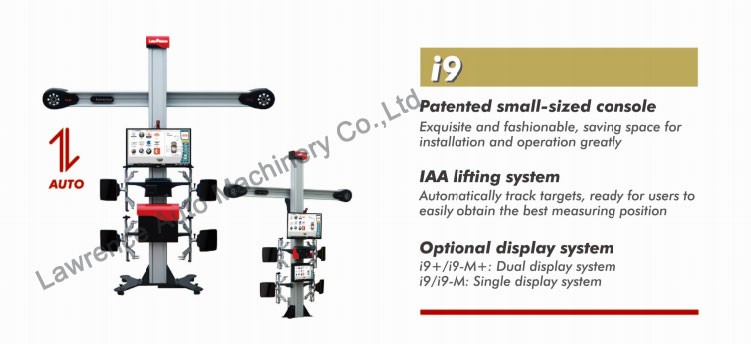 equipment for car workshop of 3d wheel alignment machine price