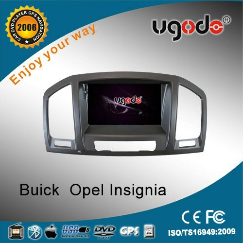car accessories for Opel Insignia with DVD GPS radio bluetooth