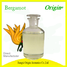 OEM Supply Factory Wholesale Bulk Skin Care Pure Organic Bergamot Oil Royal Aroma Source Essential Oils