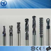 Tungsten Carbide milling cutter blade Spherical tungsten steel cutter