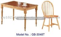 Wooden Dining Table and Chair, Wooden Home Furniture, Wooden Dining Set