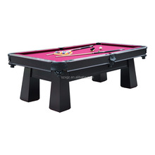 Double star hot sale billiard table set indoor pool table