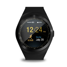 Latest Bluetooth 3.0 Smart Watch Phone MTK6261 Support SIM Card GSM Siri Smartwatch 1.3 inch IPS screen Fitness Tracker