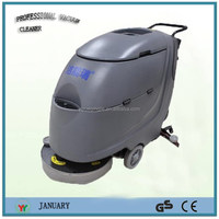 electric floor polisher scrubber