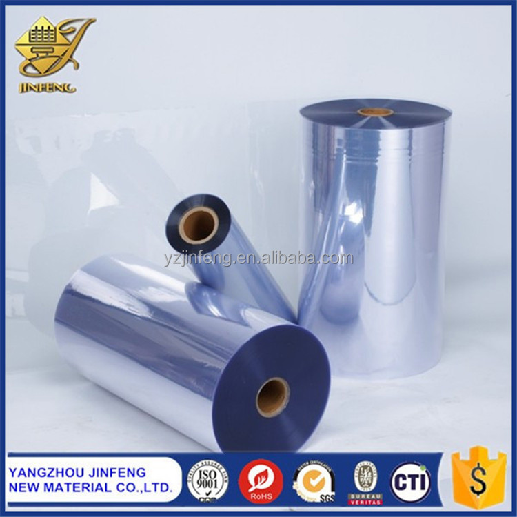 Clear Rigid PVC Film for Vacuum Forming In Roll