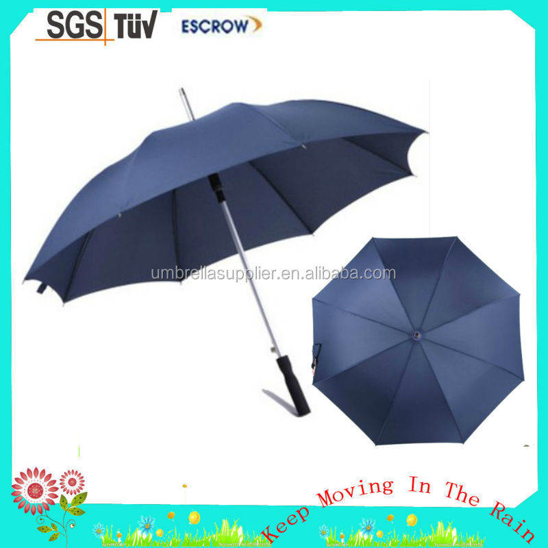 promotional straight bbq grille umbrellas