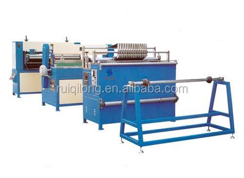 3B-1100 type Automatic Blade Pleating Machine