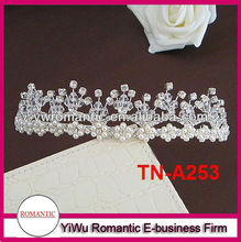 hot sale cheap beauty pageant tiara