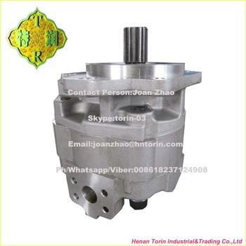 705-12-26330 P.P.C Pump Hydraulic Wheel Loader Gear Pumps For WA700-3