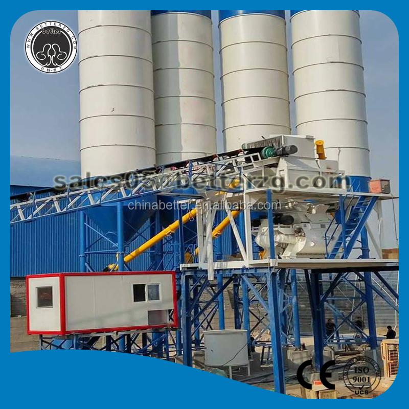 Construction batching plant meka concrete
