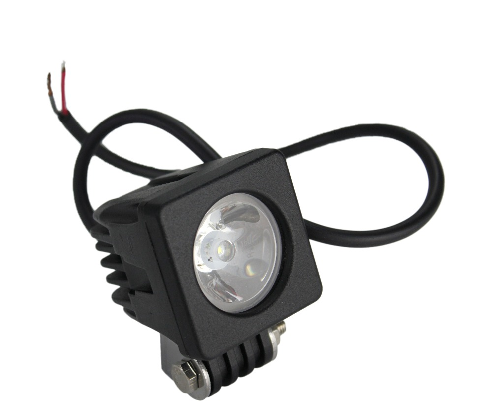 manufacture 2inch 9-32V 12 volt IP67 Square Crees LED Work Lamp OFF Road Light Waterproof