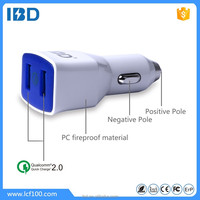 IBD Top quality popular new product dual usb charger for nokia n9