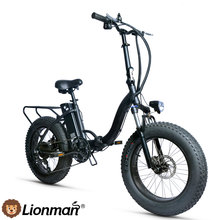 Customized battery power powered bike bikes mini for adults