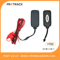 low-end fleet management market Anti-lost protrack high quality global positioning Protrack GPS Car Tracker VT02