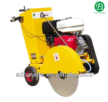 concrete floor saw, concrete cutter with water tank
