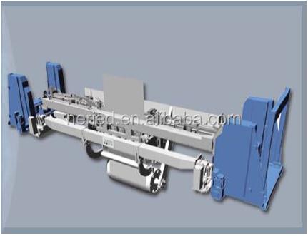 surface treatment automatic galvanizing machine