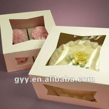 Front Load Cake Boxes With Window