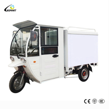 Hot sale tricycle cargo bike and enclosed electric tricycle for sale