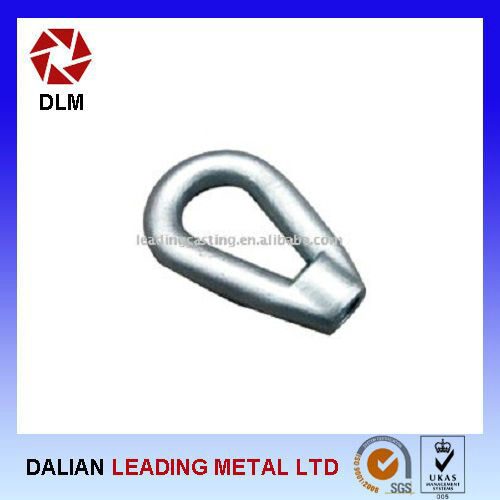 OEM Iron Sand Casting Ring Used for Construction