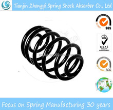 OEM replacement car suspension system coil springs for Korean 2WD off road vehicles