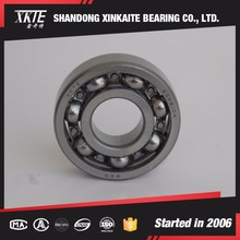 Durable XKTE deep groove ball Bearing 180205/6205 C3/C4 for conveyor spare parts/idler roller