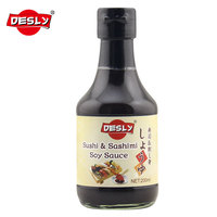 200ml Japanese sushi and sashimi soy sauce